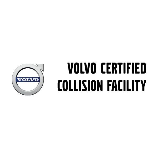 Volvo Certified Collision Repair Facility